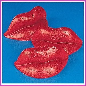 Wax Lips. Who needs collagen when they have candy wax lips? :D ...