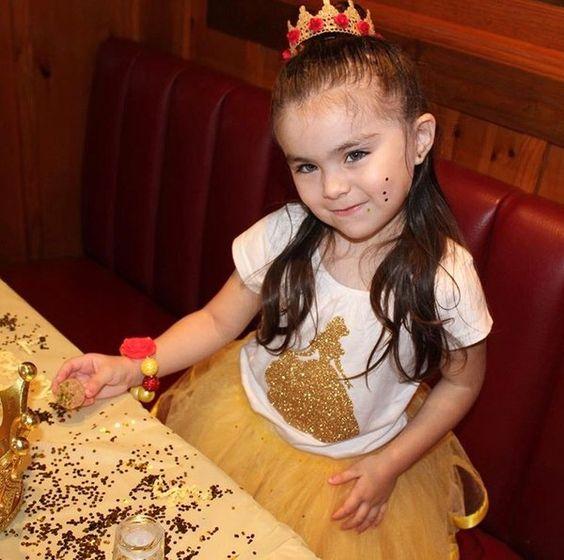 Princess Belle Tutu