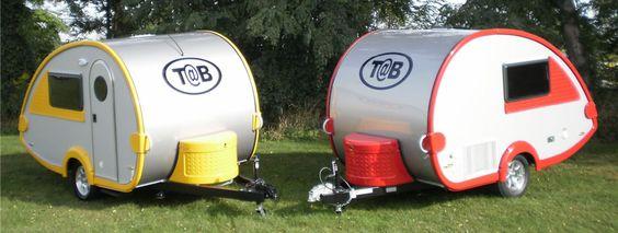 Tear Drop camper - T@B Camper Trailers