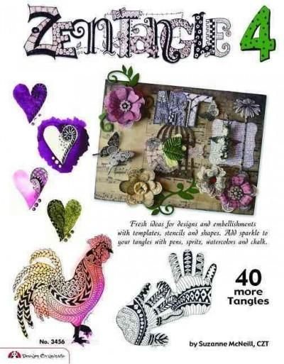 This book features 40 New tangles, plus, techniques for using color with your Zentangle drawings to add an exciting new dimension to scrapbooks, cards and journals.