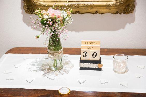 Liebevolle DIY Gartenhochzeit mit Inspirationen von 'The little Wedding Corner' von Sarah Katharina   Hochzeitsblog - The Little Wedding Corner