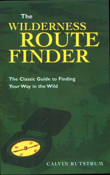 Historical Interest : The Wilderness Route Finder
