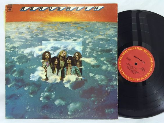 Image result for aerosmith aerosmith 1973 ebay