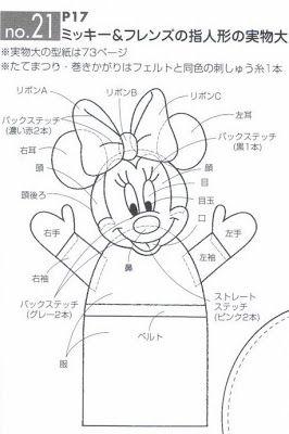 Barbaridade: Dedoches - turma do Mickey