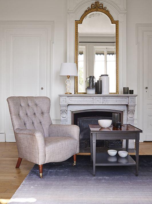 Directoire Sofa Table Ref Du008 Lord Armchair Ref Os047 Table Basse Style Empire Style Francais