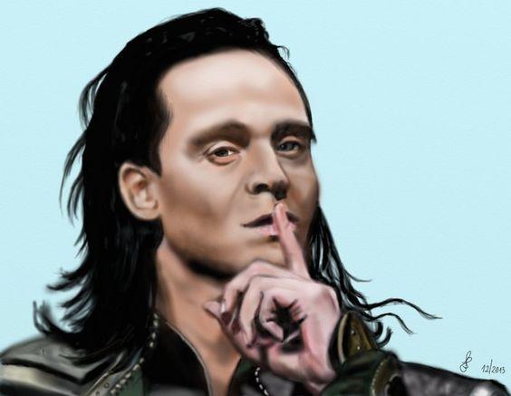 Loki by Sara Signoretto [©2013]