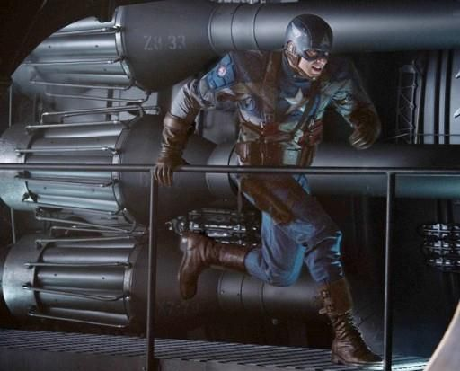 Captain America 2 ...coming 2014