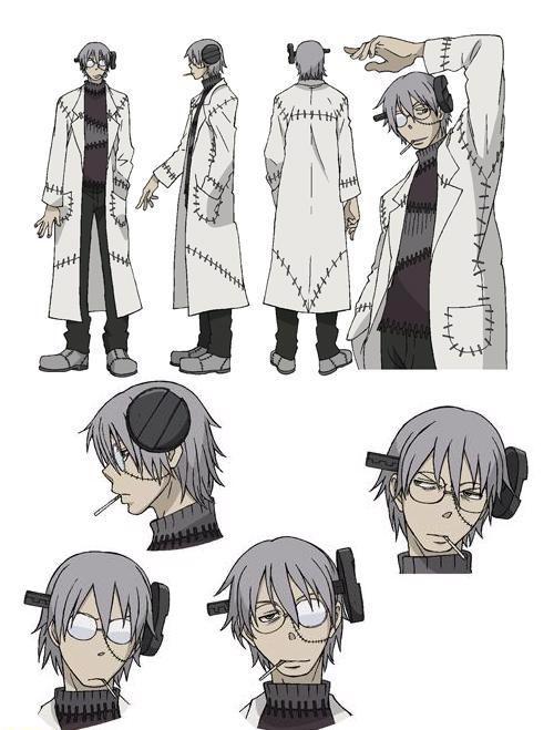Dr Frankenstein Soul Eater : frankenstein, eater, Stein, Eater, Costume,, Wanted, Halloween, Anime, Soul,, Stein,