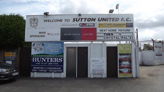 Sutton United FC (@suttonunited)   Twitter