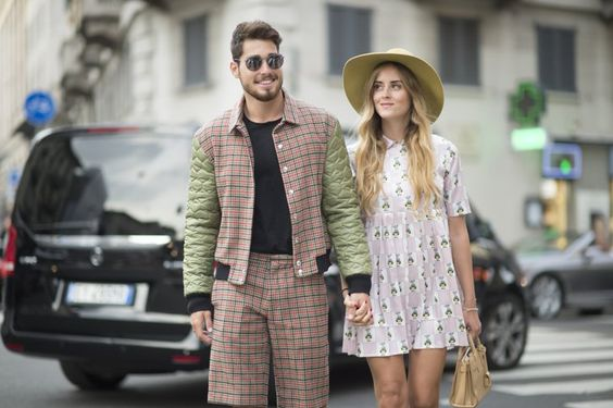 Pin for Later: Ciao, Bella: Die besten Street Style Fotos der Milan Fashion Week Street Style bei der Fashion Week in Mailand