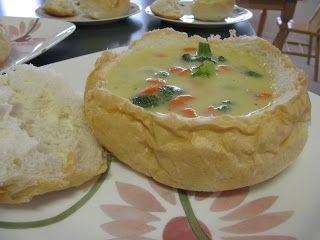 Cutler's Cookies: Cheesy Broccoli Soup