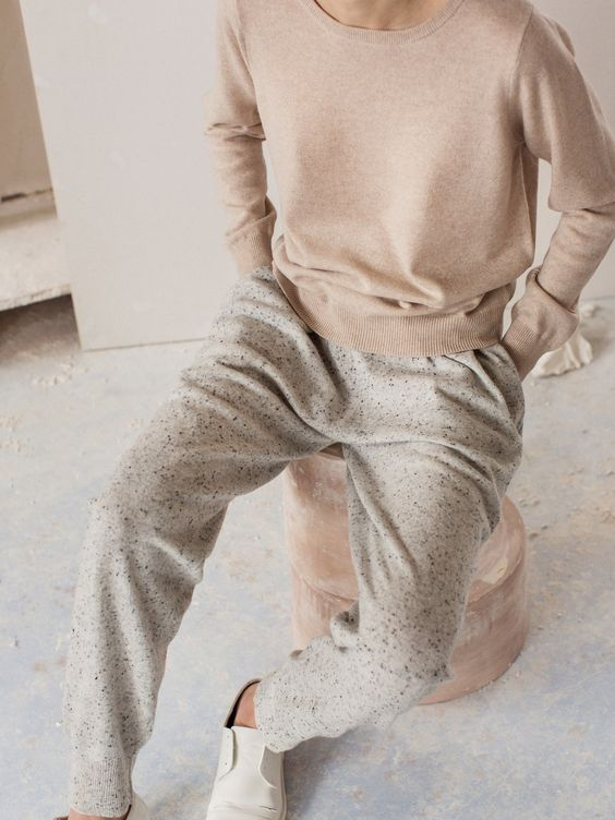 Arela | Finnish fashion brand | Cashmere knits & cotton jersey: