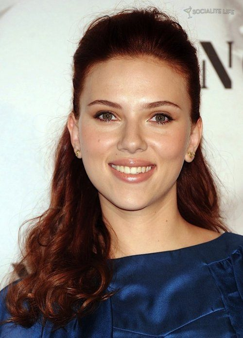 Scarlett Johansson Brown Hair Images & Pictures - Becuo Scarlett Johansson Hair