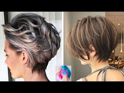 Lovely Short Hairstyles For Women Hot Trend Women Short Haircut 16 Youtube In 2020 Short Hair Styles Popular Short Haircuts Layered Haircuts Short Hair