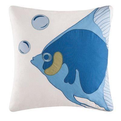 C & F Enterprises Island Bay Throw Pillow