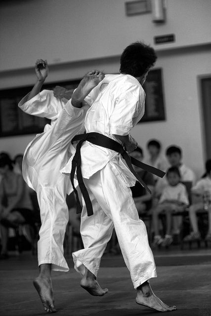 Kim Seng Kyokushin Karate In-House Tournament #03