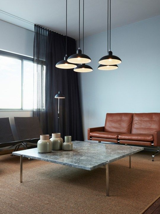 Kaiser Idell P | Wohnzimmer leuchte, Wohnzimmer spiegel und ...
