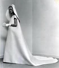 balenciaga wedding dress