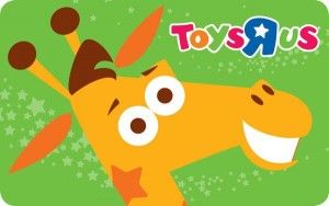 $200 Toys R Us Giveaway