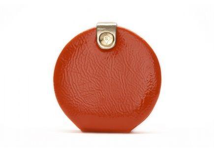 Stephanie Johnson Snap Mirror in Orange $19