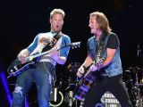 Florida Georgia Line, NASHVILLE, TN - JUNE 08: Brian Kelley and Tyler Hubbard of Florida Georgia Line perform during the 2013 CMA Music Festival on June 8, 2013 at LP Field in Nashville, Tennessee. (Photo by Rick Diamond/Getty Images), 2013
