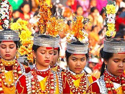 Meghalaya dance forms © rajkumar1220