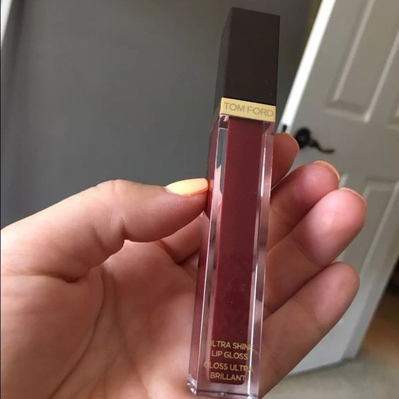 Tom Ford Ultra Shine Lip Gloss in Naiveté Brand new, never used. Discontinued shade Tom Ford Makeup Lip Balm & Gloss