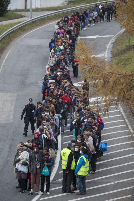 Flüchtlingskrise: Österreich will heute Notstandsgesetz beschließen