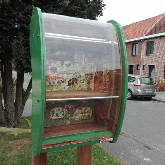 Boekentil Leuven nieuw