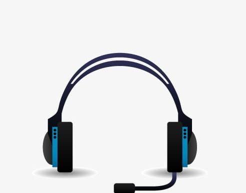 Cartoon Headphones Png Headphones Transparent Png