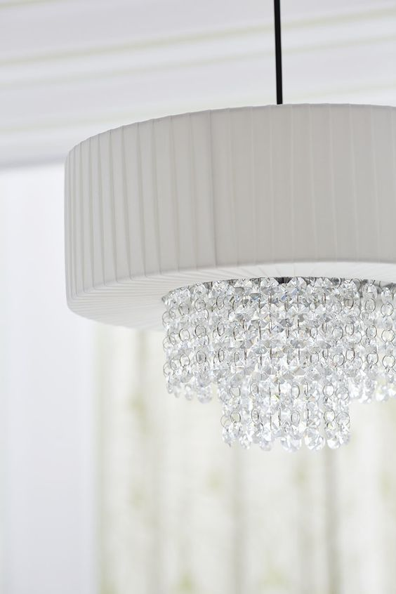 Laura Ashley chandelier, bringing class into your home.