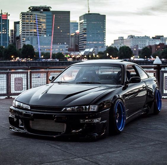 Widebody Nissan Silvia S14...