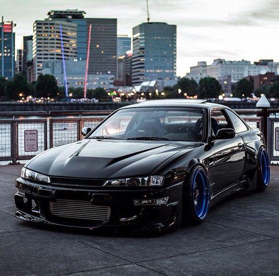 Widebody Nissan Silvia S14...