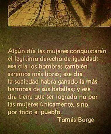 Tomás Borge.