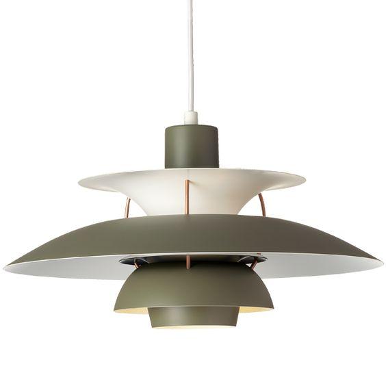 Designed by Poul Henningsen in 1958