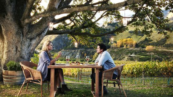 Rug up with a blanket and indulge in a vineyard picnic lunch with New Zealand's world famous wines.
