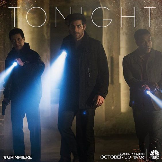 Celebrate Halloween Eve with the Season 5 #Grimmiere tonight at 9/8c.