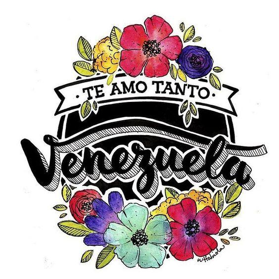 Imposible no querer algo con el diseño de WTFabiola.   18 Productos para demostrar tu amor por Venezuela estés donde estés