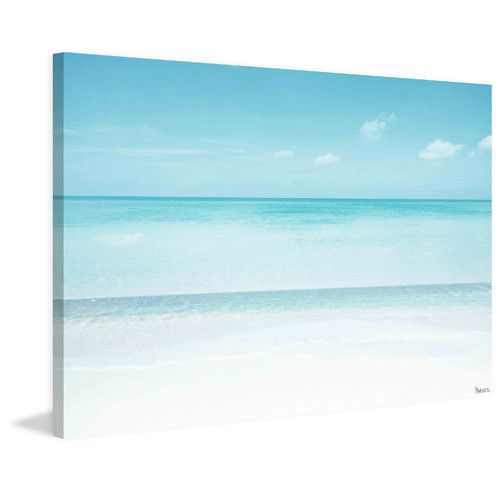 Found it at Wayfair - Muted Layers Photographic Print on Wrapped Canvas