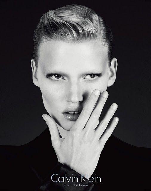 Lara Stone Scores Calvin Klein Exclusive for Runway Plus Three Fall 2010…
