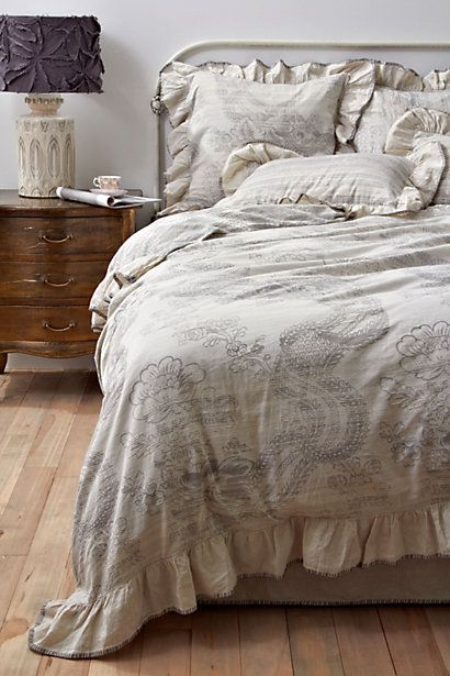 Camille Bedding: Guest Bedrooms, Bedroom Bedding, Anthro Bedding,  Comforter, Master Bedrooms, Dreamy Bedrooms, Duvet Cover, Anthropologie Bedding