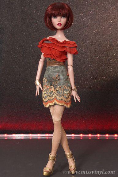 Emma Red in Night Delight