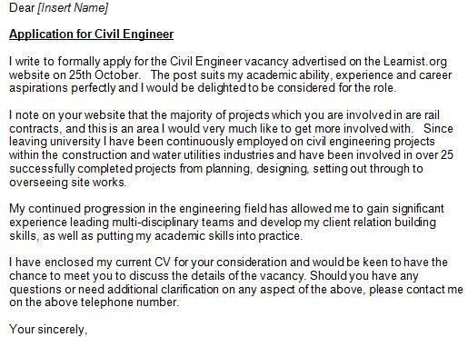civil supervisor cover letter | node2002-cvresume.paasprovider.com