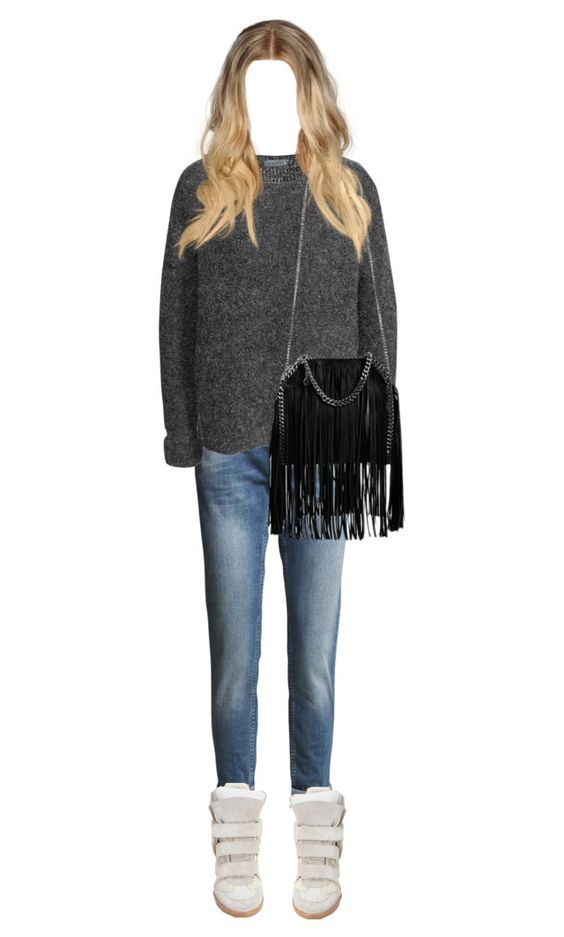 """""""Untitled #63"""" by laura-hoppe ❤ liked on Polyvore featuring мода, 2nd Day, Hunkydory, Étoile Isabel Marant и STELLA McCARTNEY"""