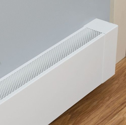 Atlas Xl Aluminum Replacement Baseboard Heater Cover Enclosure Baseboard Heater Baseboard Heater Covers Heater Cover