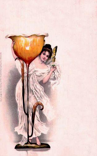 1903 Glass fairy, via mpt.1607