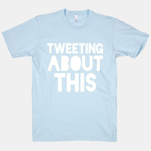 Tweeting About This #internet #twitter #tweeting #blog #funny