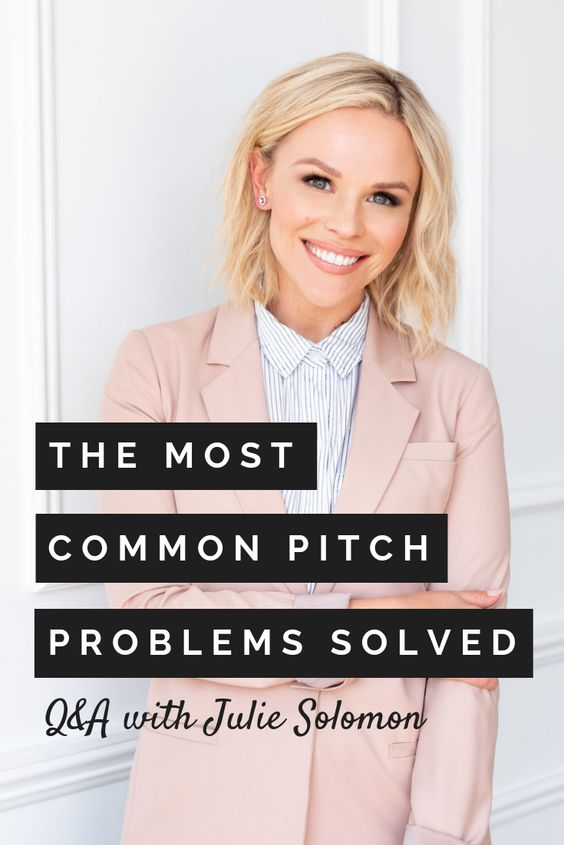 Q&A with Julie Solomon on The Influencer Podcast Episode 103. The Most Common Pitch Problems Solved with Julie Solomon. #TheInfluencerPodcast #InfluencerMarketing #podcast #Pitching #monetize