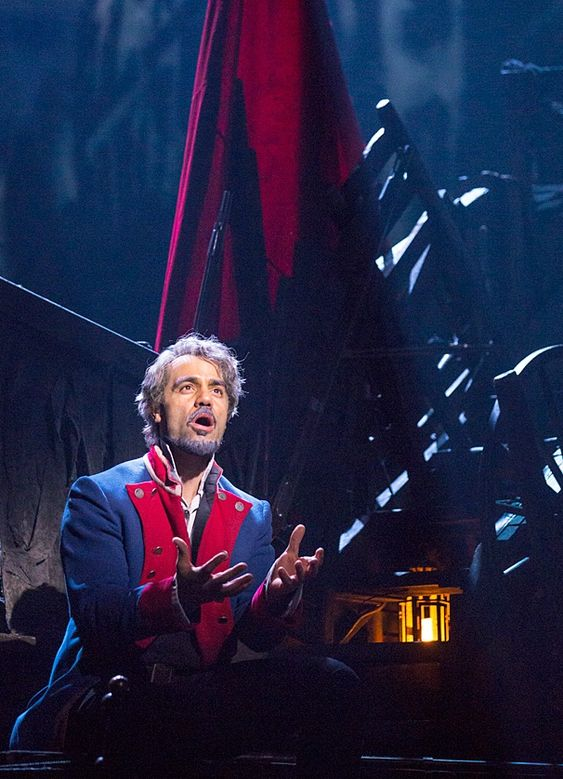 Les Miserables: Show Photos | Birthdays, Happy and Jean ...