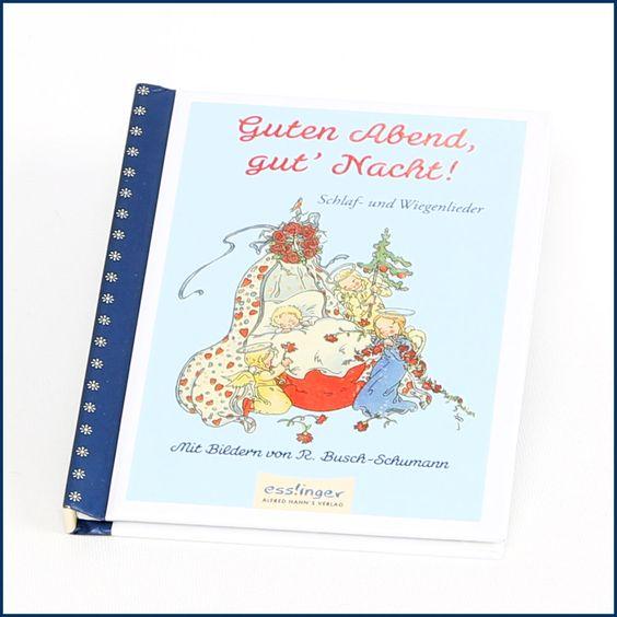 """Das schöne #Kinderbuch """"Guten Abend, gut' Nacht!"""" erscheint ab sofort im neuen Look! Das #Buch ist etwas kleiner, damit die #Kinder es besser halten können (dadurch ist es auch etwas günstiger geworden) und hat nun 32 Seiten. Der Inhalt ist aber der gleiche geblieben mit den bekannten #Schlaf- und #Wiegenliedern! Ein süßes #Geschenk für die Kleinen, schön zu #Weihnachten! Erhältlich bei #Feingefühl! http://feingefühl-shop.de/kinder/buecher/97/guten-abend-gut-nacht"""